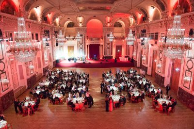 Vienna Palace Gala Dinner Staff Incentive