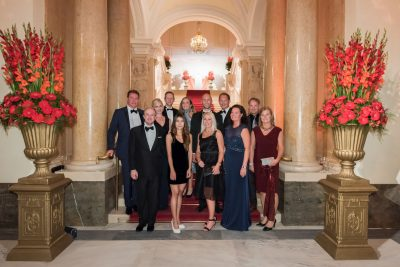 Vienna Gala Dinner Staff Incentive