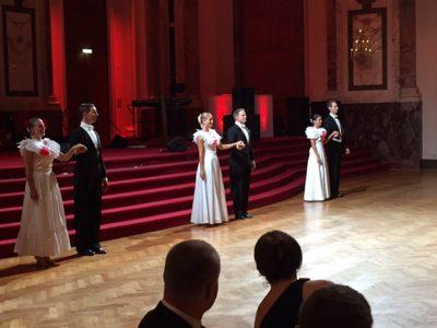 Vienna Gala Dinner Ballroom Dancing