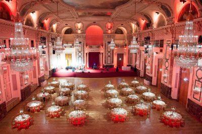 Vienna Hofburg Palace Incentive Travel Gala Dinner