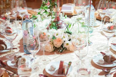 Vienna Gala Dinner Table Centrepeice