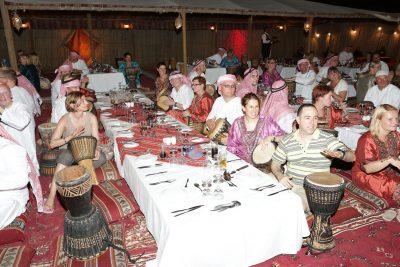 Incentive Travel Event In Dubai - Entertainment