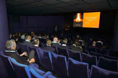 Private Star Wars Screening private cinema