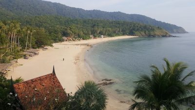 Incentive travel to Thailand paradise beach from hotel