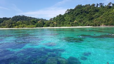 Incentive travel to Thailand snorkeling