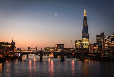 Event Management at The Shard and River Thames, London