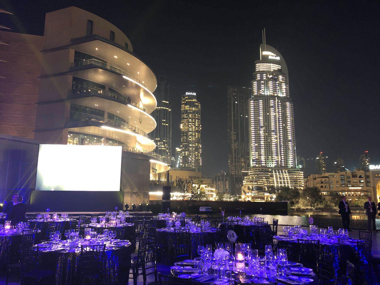 Dubai gala dinner Armani terrace 17 - HOME